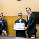 Professor Valter de Sousa recebe título de cidadania sergipana