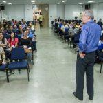 Instrutores se reúnem para a Formação do Modelo Pedagógico Senac