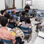 Muito aprendizado na Primeira Semana de Rádio e TV do Senac