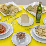 Sugestão do Chef e Semana de Massas do Cacique Chá