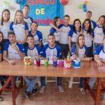 Turma do Senac cria espaço lúdico de convivência para alunos com necessidades especiais