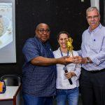 Senac Bistrô Cacique Chá recebe prêmio do Festival do Caranguejo