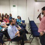 Senac recebe gestor regional da Yunus Negócios Sociais