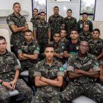 """Senac capacita militares pelo projeto """"Soldado Cidadão"""""""