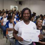 Senac e Fundat certificam mais 315 alunos