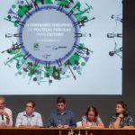 Fecomércio participa de seminário sobre políticas culturais