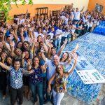 Água pra Viver: Alunos arrecadam mais de 23 mil litros