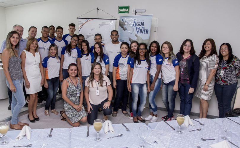 Água pra Viver: Vencedores da gincana ganham almoço no Cacique Chá