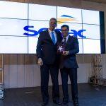 Senac é homenageado com o prêmio Top Correio 2017
