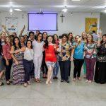 Dia das Mães: Colaboradoras se divertem com Dança do Ventre