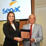 Senac/SE recebe homenagem por desempenho nas Competições Senac de Educação Profissional