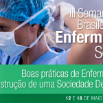 III Semana Brasileira de Enfermagem do Senac Sergipe