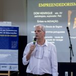 Diretor do Senac/SE apresenta palestra sobre Educação Empreendedora