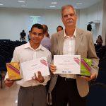 Senac e aluno recebem Prêmio IEL de Estágio
