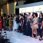 Alunos do Senac desfilam suas criações em grande evento de moda
