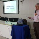 Empresário português palestra para alunos e professores do Senac