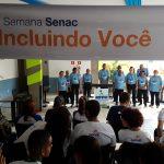 Semana Senac Incluindo Você: evento chega a Itabaiana