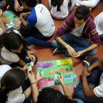 Aprendizes participam de jogo que desenvolve atitude empreendedora