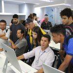 Público conhece novo AppleLAB do Senac Sergipe