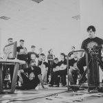 """Oficina """"Gravando Bandas"""" grava clipe de artista sergipano apoio do Sistema Fecomércio"""
