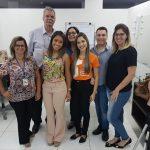 Aluna de Sergipe tem aulas com instrutor do Senac RS para Competições