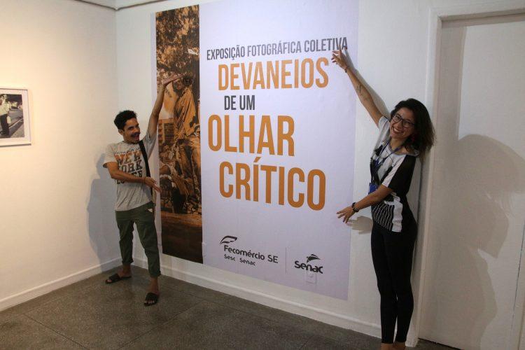 Galeria do Sesc recebe exposição fotográfica de alunos do Senac