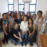 Instrutores do segmento Beleza participam de workshops para aperfeiçoamento