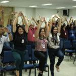 Treinamento Motivacional em Atividade Física para colaboradores
