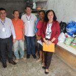 Três comunidades recebem doações do Senac