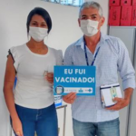 Colaboradores do Senac recebem vacina contra Covid-19