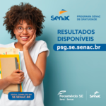 Senac seleciona mais de 500 alunos para cursos gratuitos em Sergipe